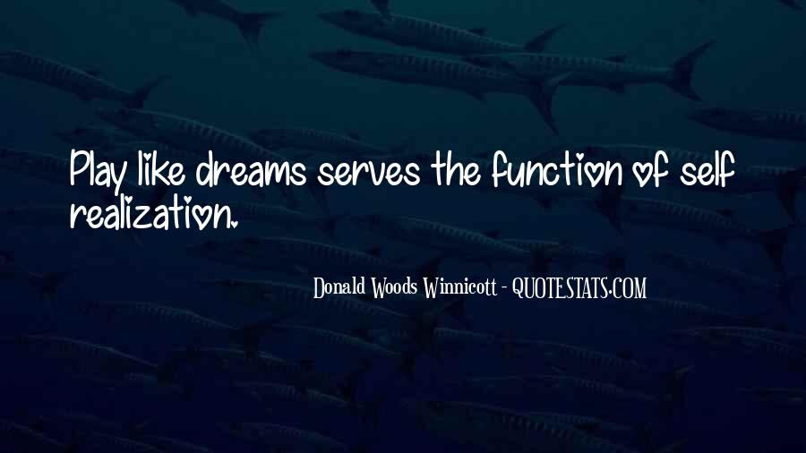 Donald Woods Winnicott Quotes #102117