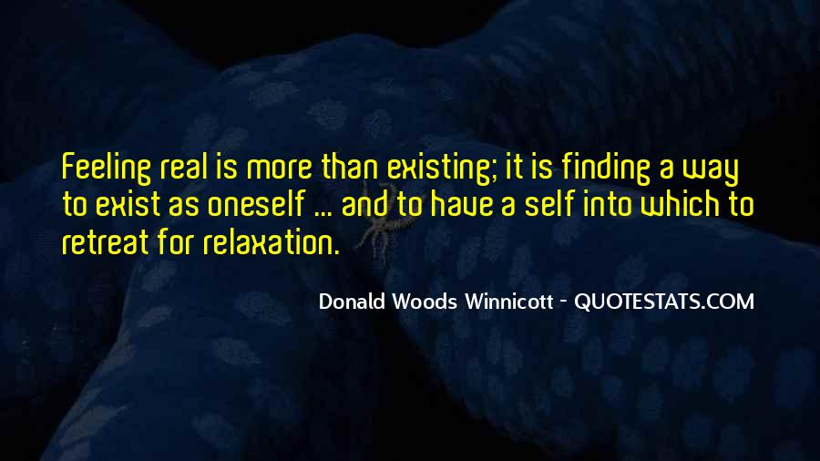 Donald Woods Winnicott Quotes #941294