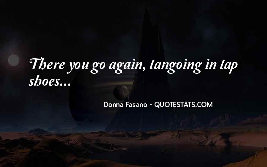 Donna Fasano Quotes #1746162