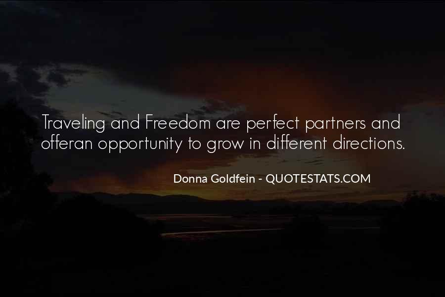 Donna Goldfein Quotes #207045
