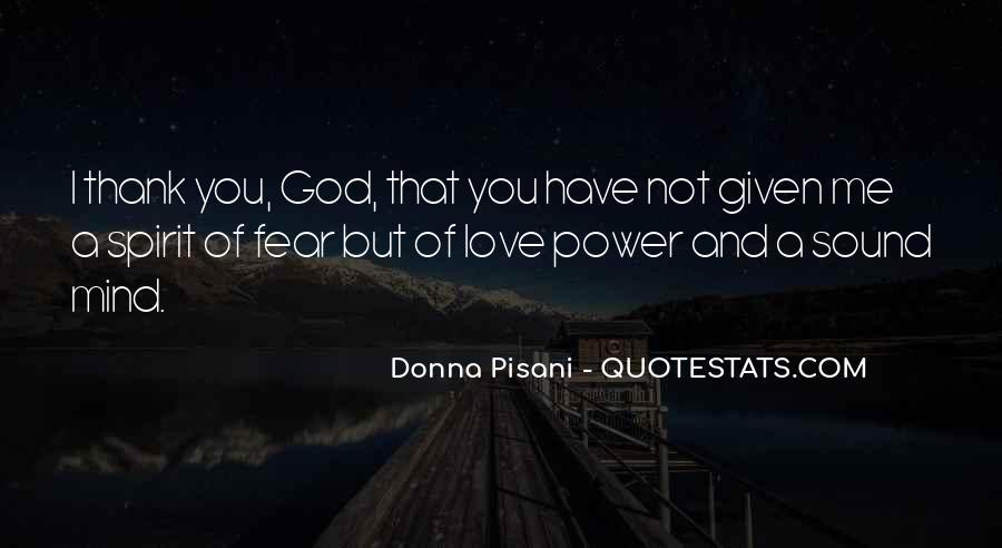 Donna Pisani Quotes #1019394