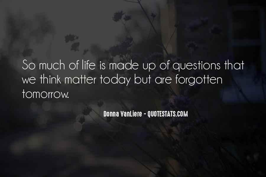 Donna VanLiere Quotes #1843515