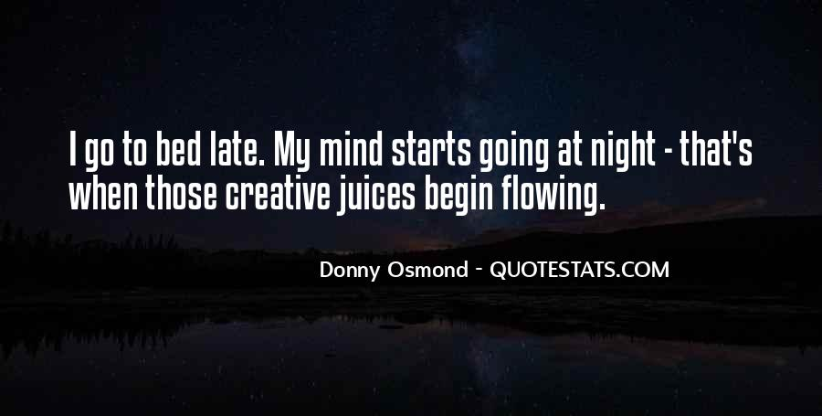 Donny Osmond Quotes #1172589