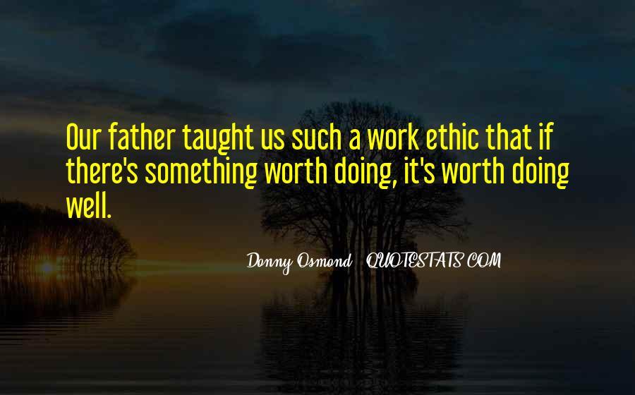 Donny Osmond Quotes #121348