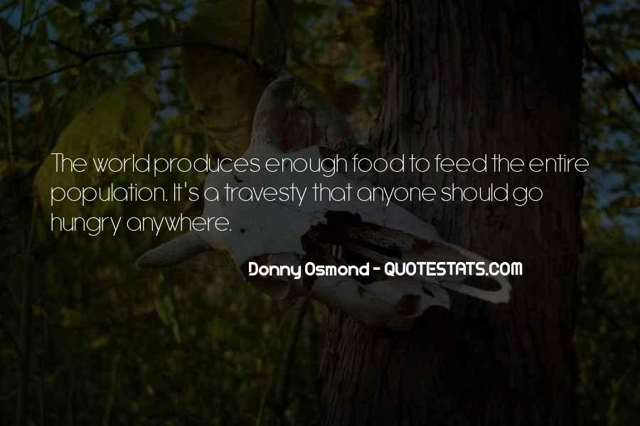 Donny Osmond Quotes #181369