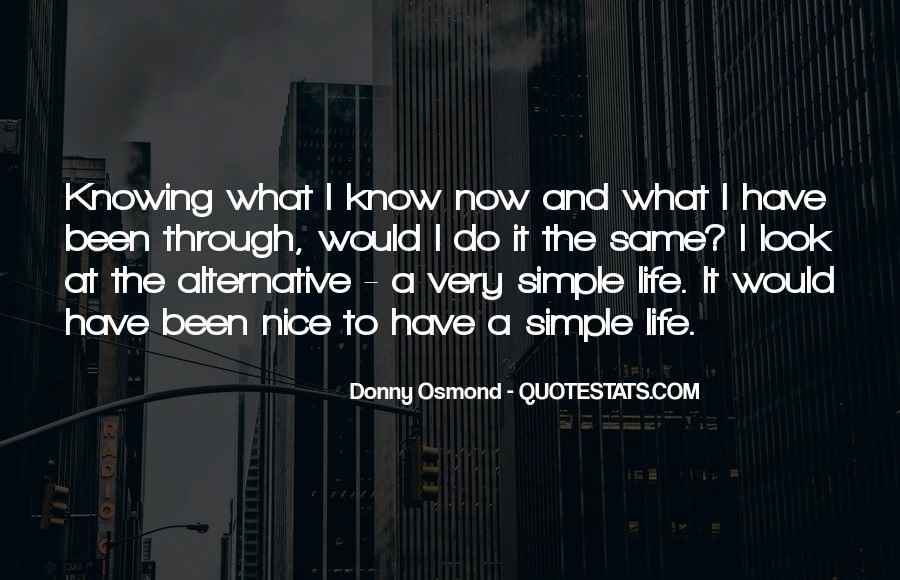 Donny Osmond Quotes #288321