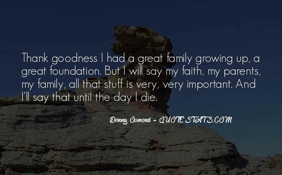 Donny Osmond Quotes #344581