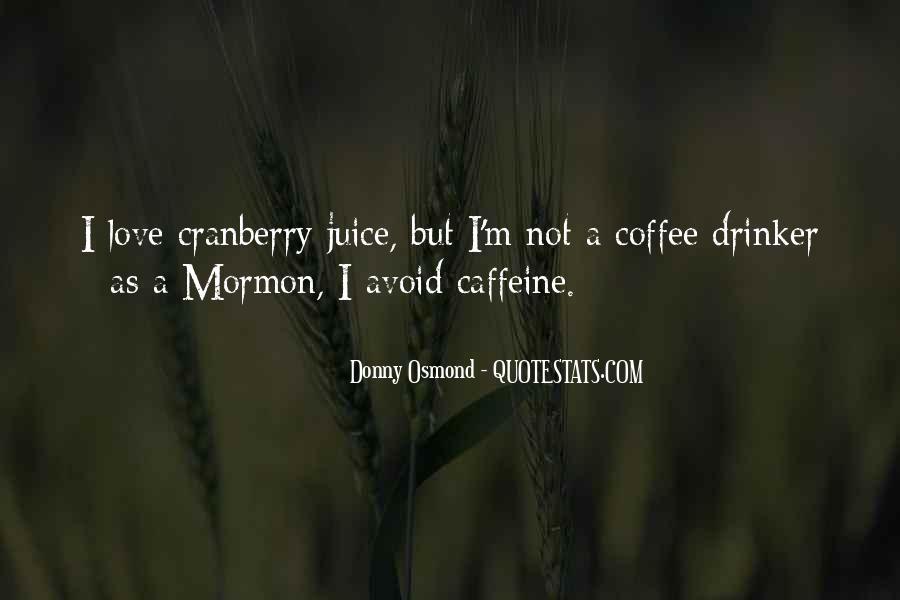 Donny Osmond Quotes #531275