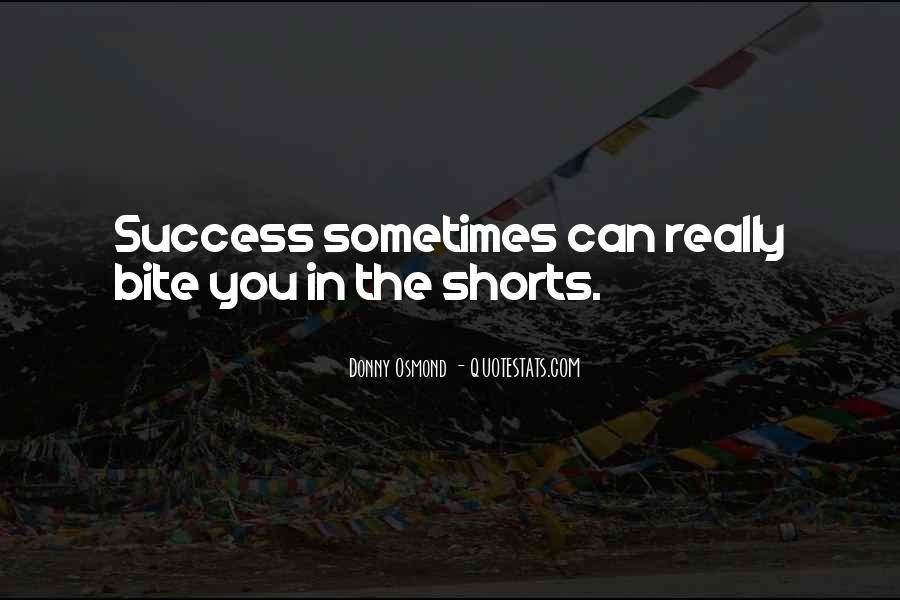 Donny Osmond Quotes #699389