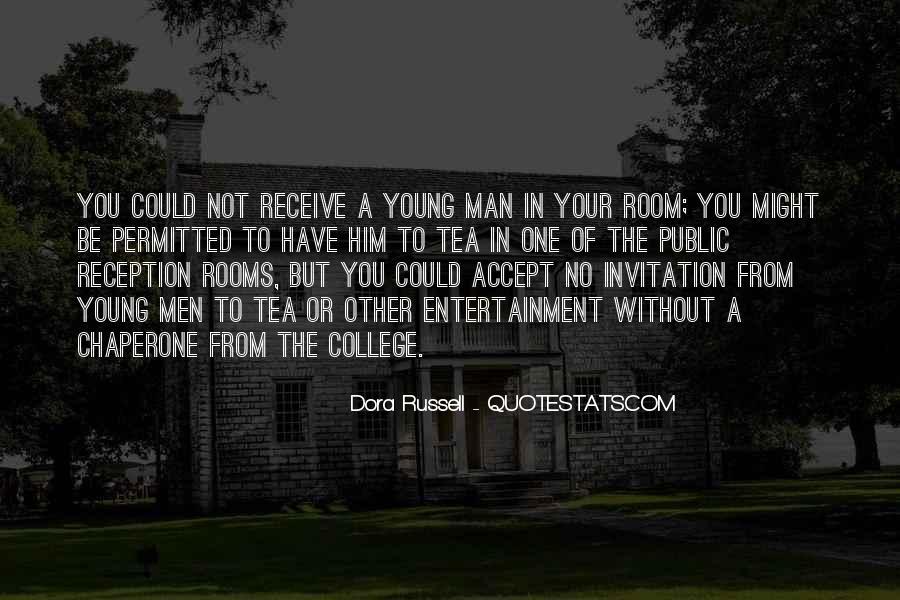 Dora Russell Quotes #1138508