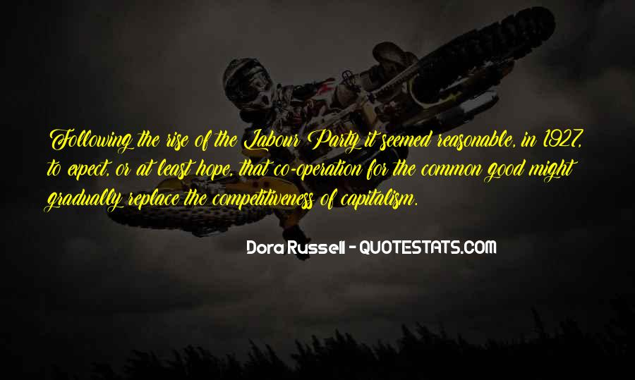 Dora Russell Quotes #292985