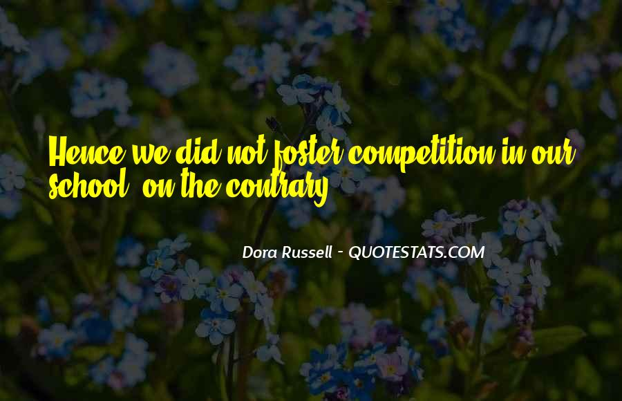 Dora Russell Quotes #572545