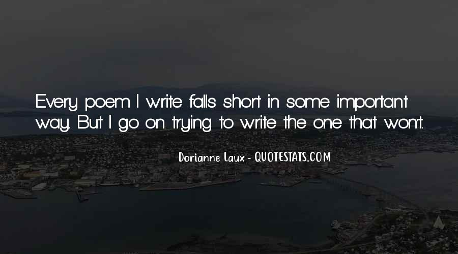 Dorianne Laux Quotes #116154