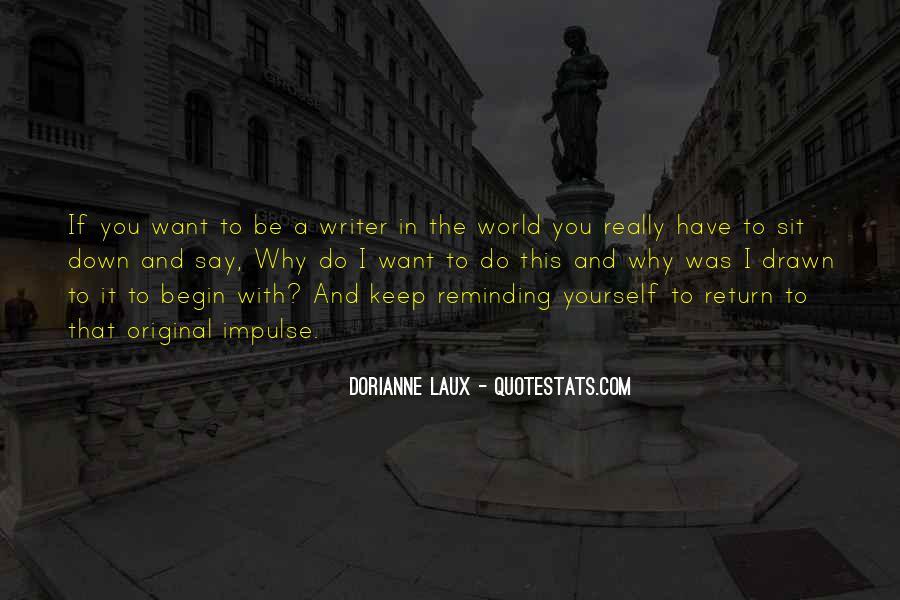 Dorianne Laux Quotes #1745687