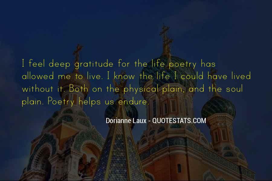 Dorianne Laux Quotes #1855781