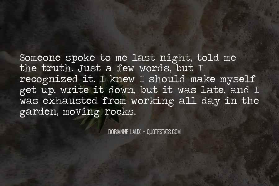 Dorianne Laux Quotes #782940