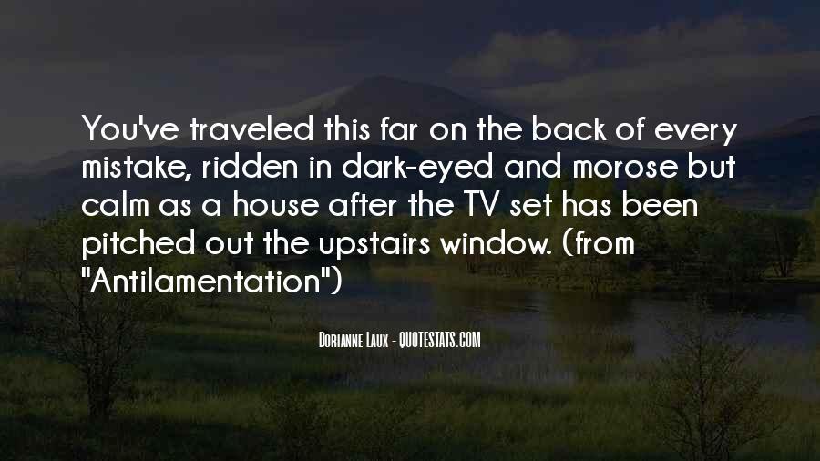 Dorianne Laux Quotes #825212