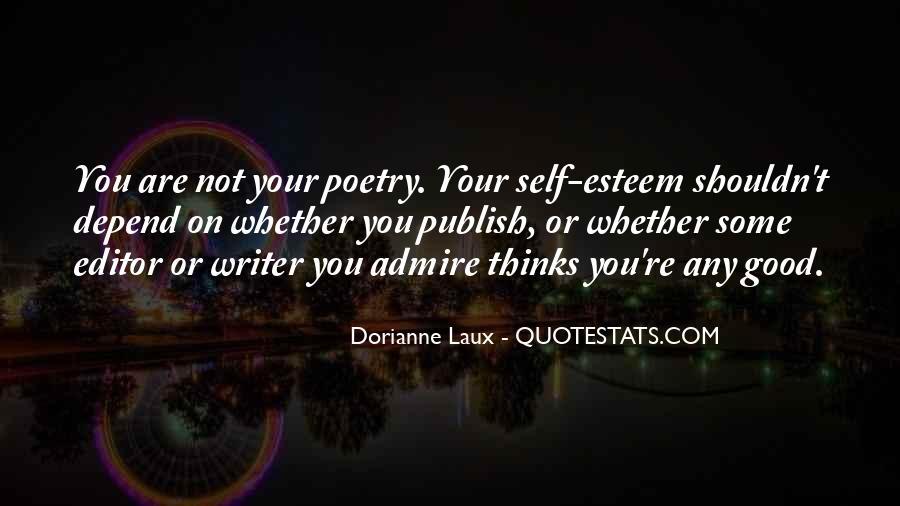 Dorianne Laux Quotes #896418