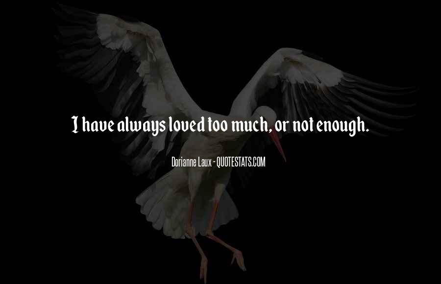 Dorianne Laux Quotes #956394
