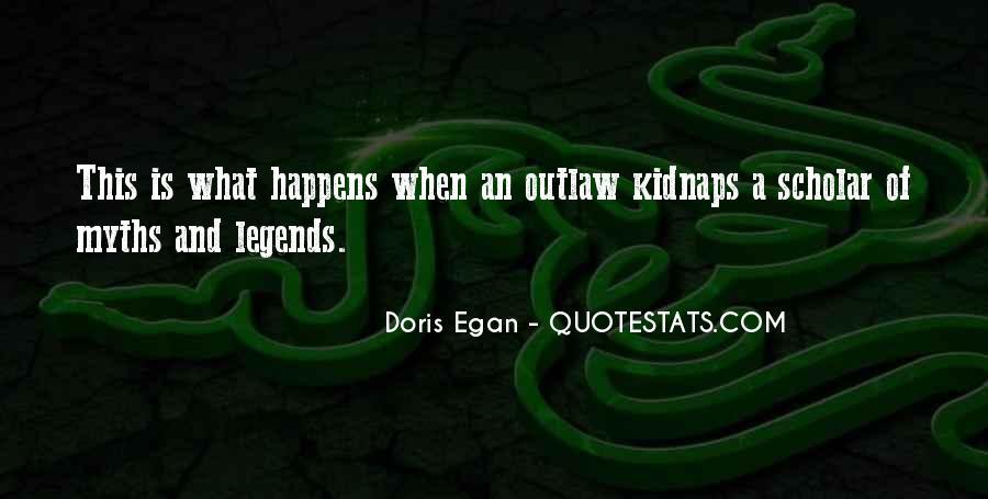 Doris Egan Quotes #617658