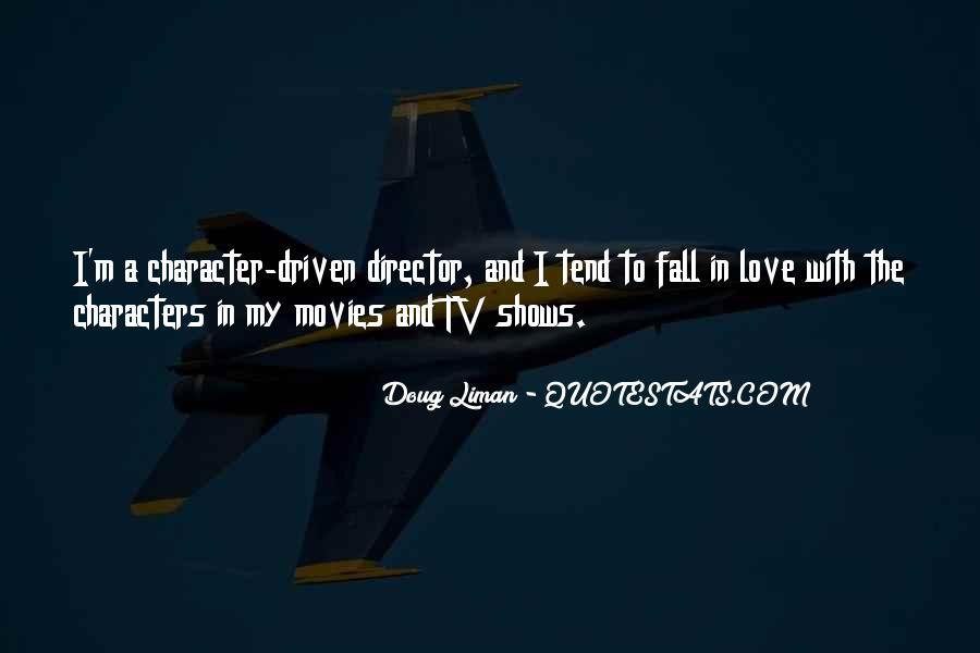 Doug Liman Quotes #1089142