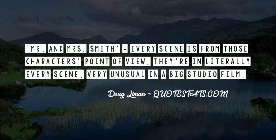 Doug Liman Quotes #1089888