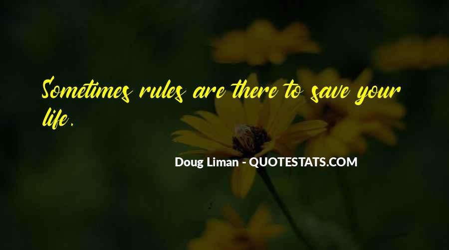 Doug Liman Quotes #1108213