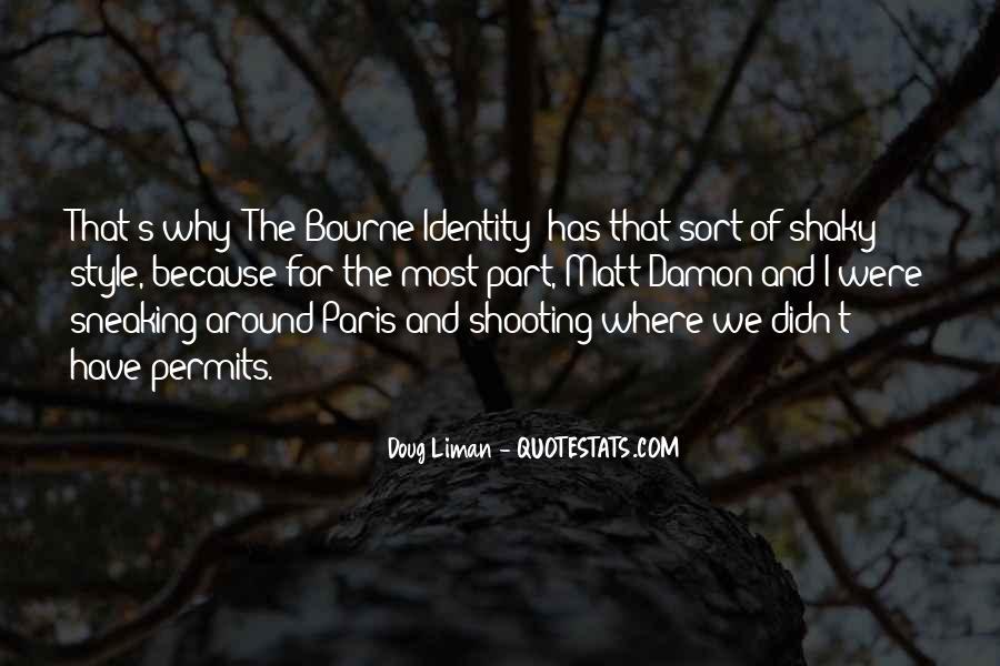Doug Liman Quotes #1172274