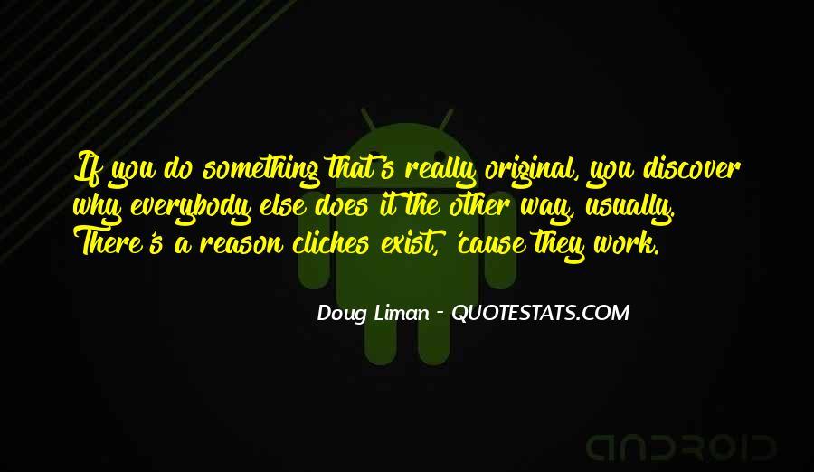 Doug Liman Quotes #1248909