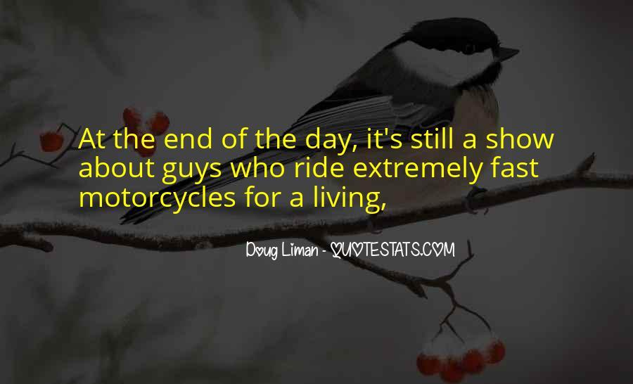 Doug Liman Quotes #1256413