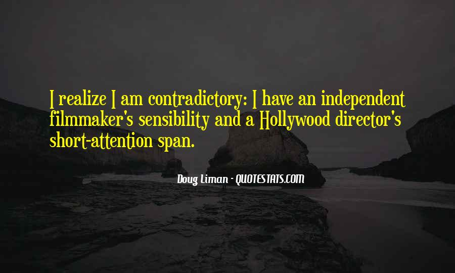 Doug Liman Quotes #1257721