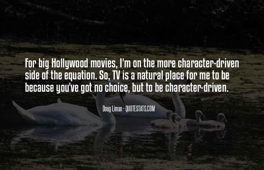 Doug Liman Quotes #1584414