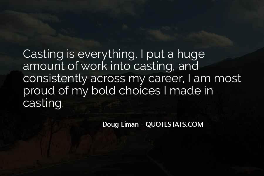 Doug Liman Quotes #1723874