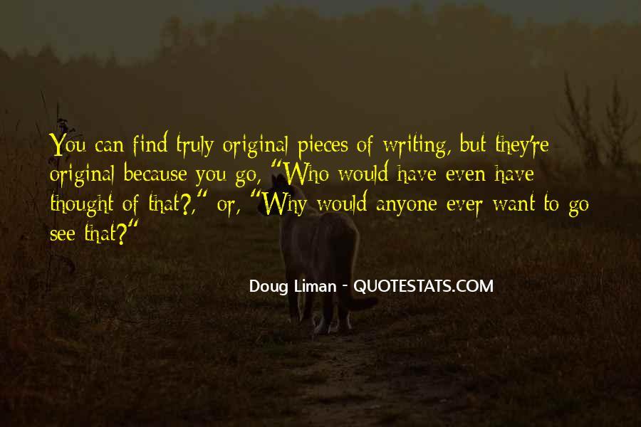 Doug Liman Quotes #1734903