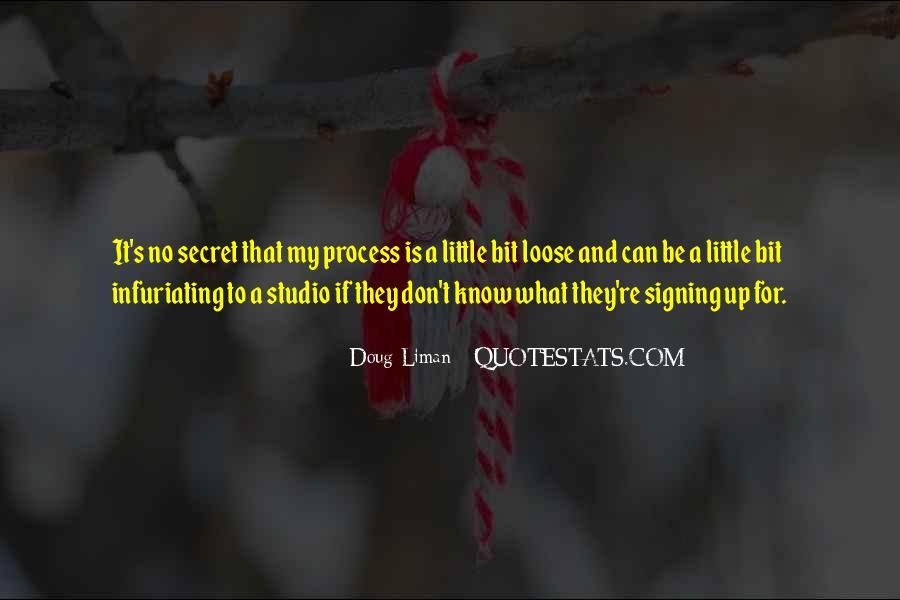 Doug Liman Quotes #184439