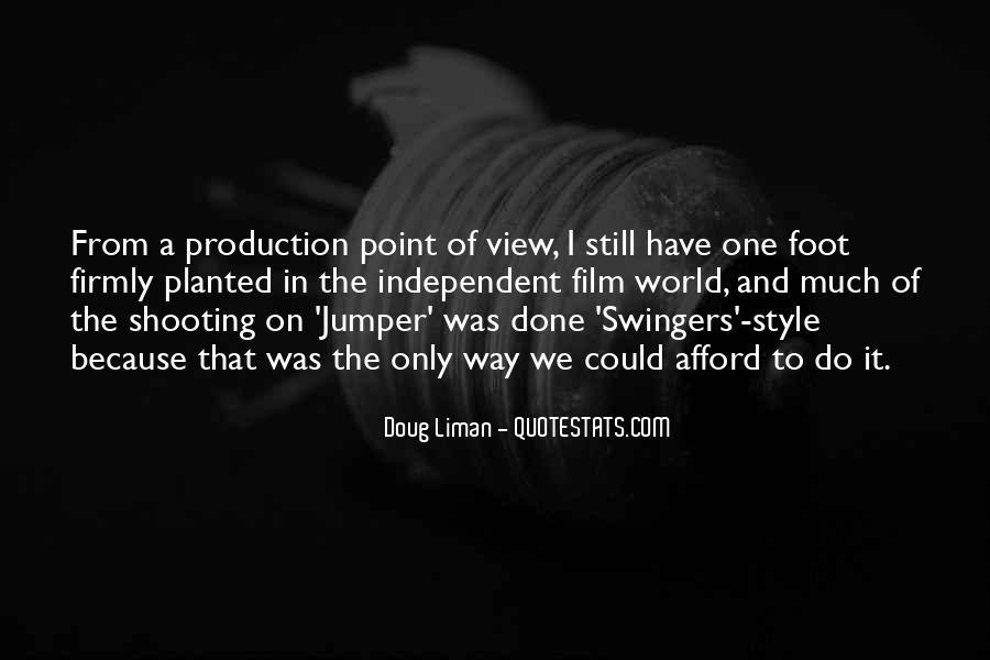 Doug Liman Quotes #1855440