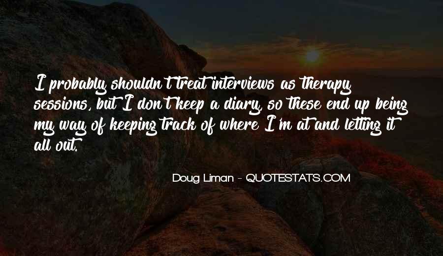 Doug Liman Quotes #1872902