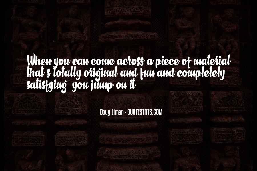 Doug Liman Quotes #482458