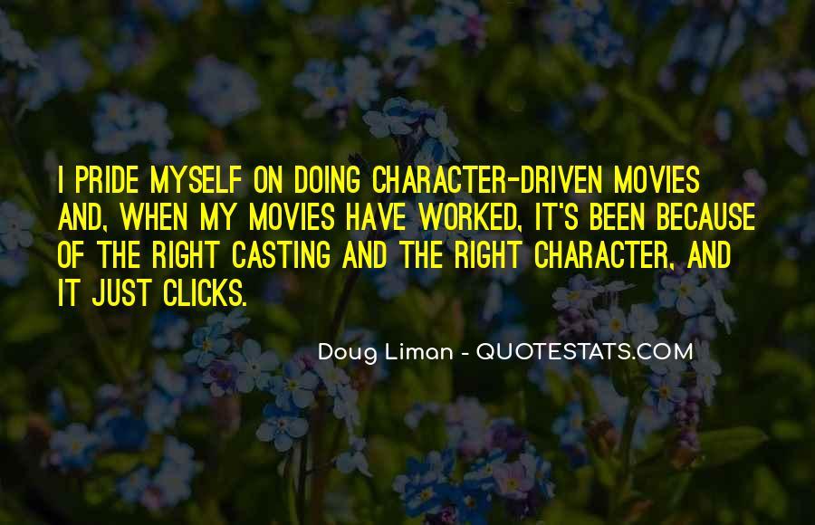 Doug Liman Quotes #87123