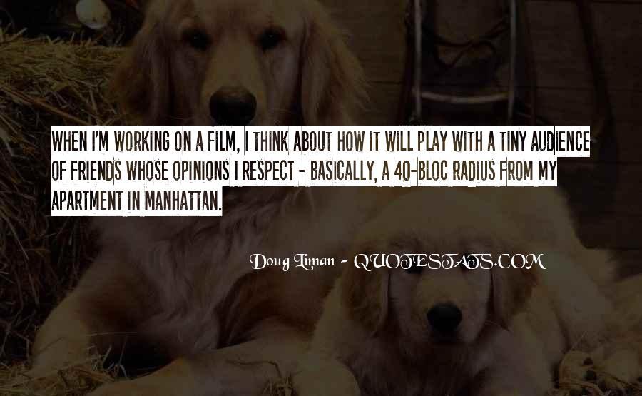 Doug Liman Quotes #943620