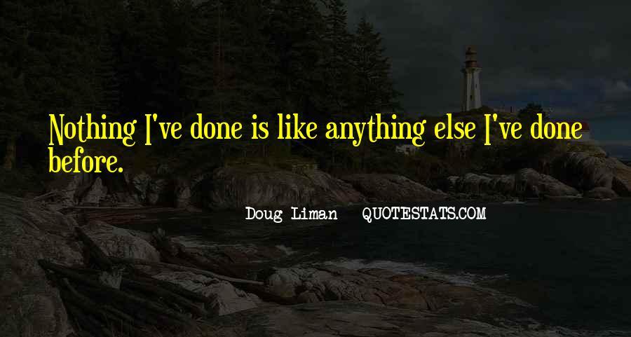 Doug Liman Quotes #959755