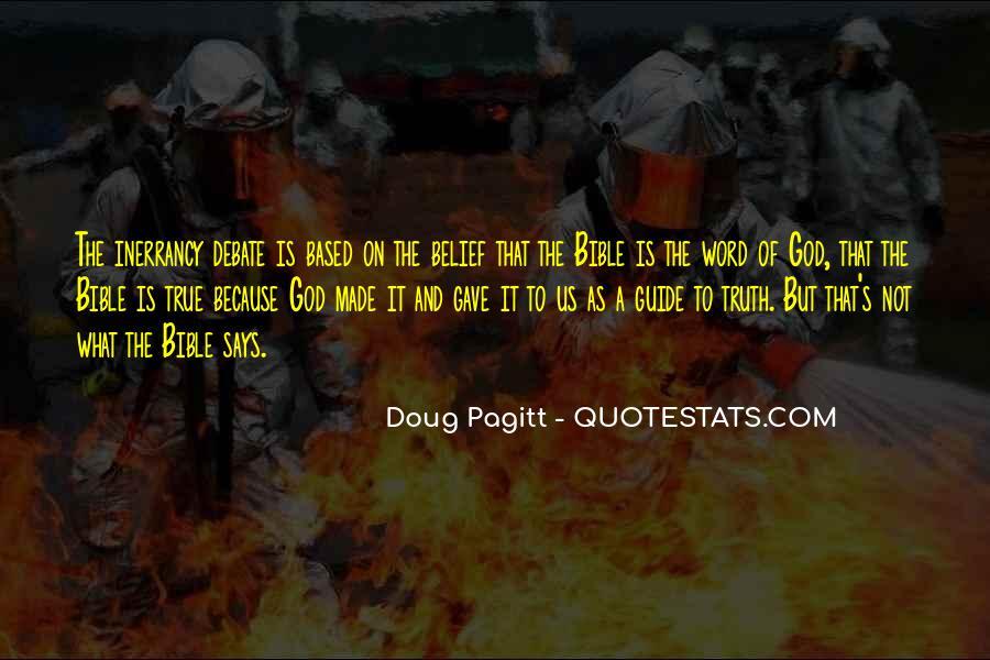 Doug Pagitt Quotes #70363