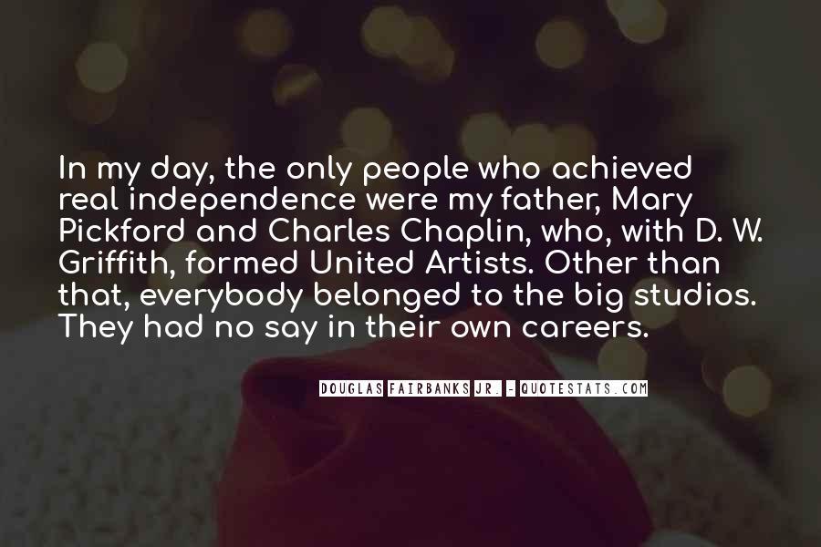Douglas Fairbanks Jr. Quotes #1169303