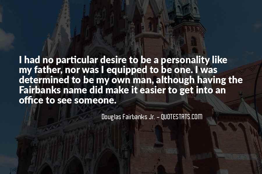 Douglas Fairbanks Jr. Quotes #559207