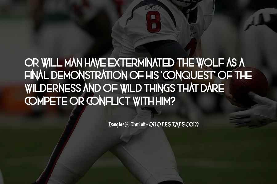 Douglas H. Pimlott Quotes #244712