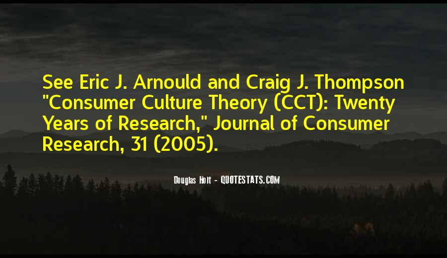 Douglas Holt Quotes #541515