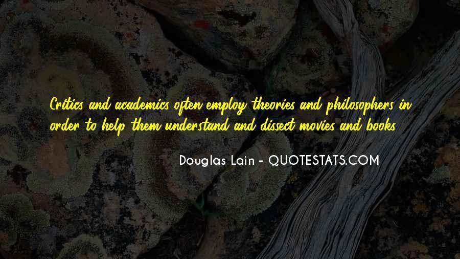 Douglas Lain Quotes #509586