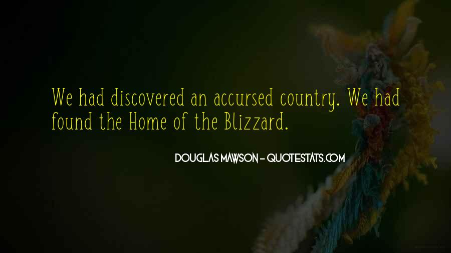 Douglas Mawson Quotes #409774