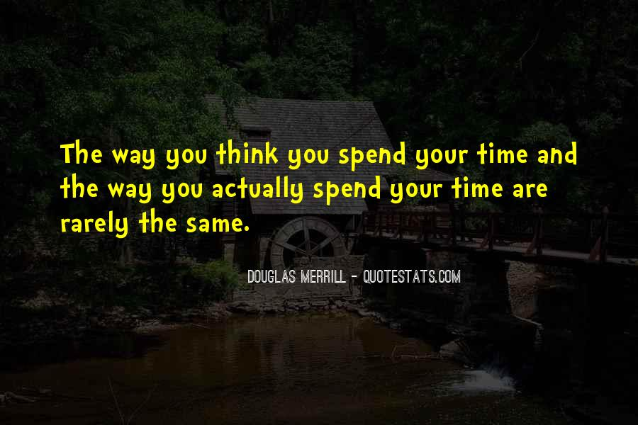 Douglas Merrill Quotes #281885