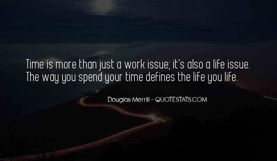 Douglas Merrill Quotes #411752
